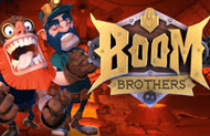 Игровой аппарат Boom Brothers