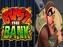 Автомат в Вулкан Старс Ограбление Банка в двух режимах